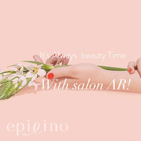 1時間で全身脱毛できる!茨木でネイルサロンとしても有名なsalon AR(サロン アール)のイメージ